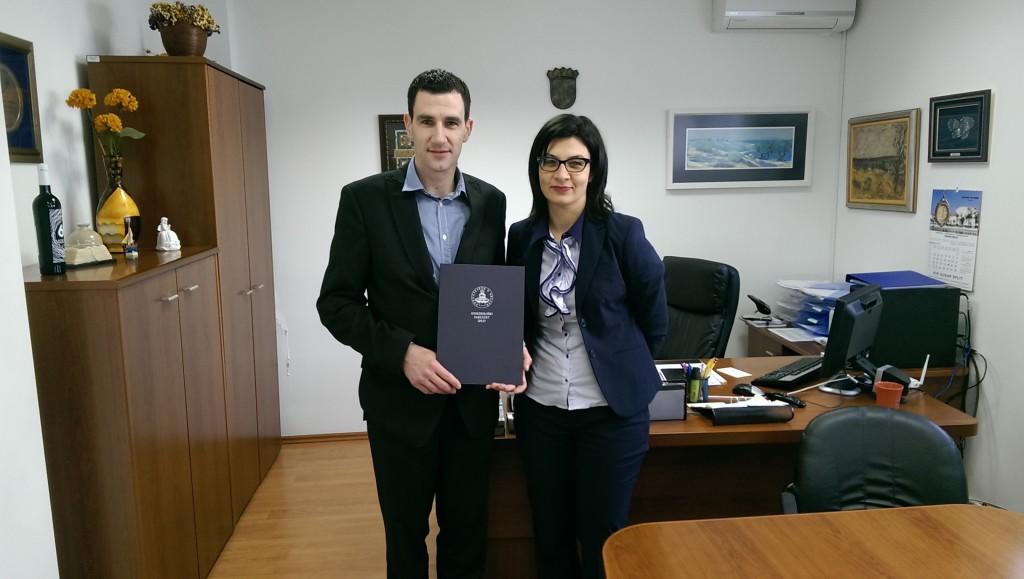 dekanica KIF ST i predsjednik HBS