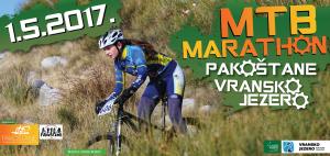 "REKREATIVNI MTB MARATON ""VRANSKO JEZERO 2017"" @ Zadarska županija | Hrvatska"