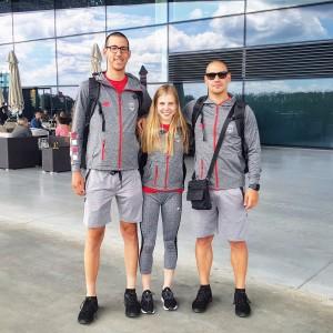 Hrvatski biciklistički savez: Hrvatski biciklisti otputovali na Mediteranske igre